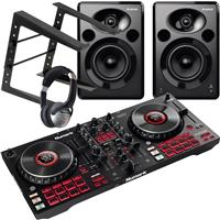 Image of Numark Mixtrack Platinum FX & Elevate 5 MKII Bundle
