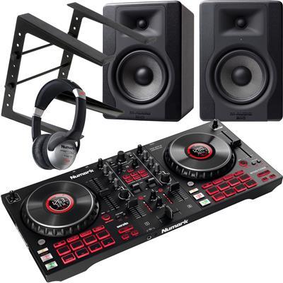 Image of Numark Mixtrack Platinum FX & BX5 D3 Bundle