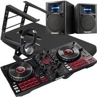 Image of Numark Mixtrack Platinum FX & N Wave 360 Complete Bundle