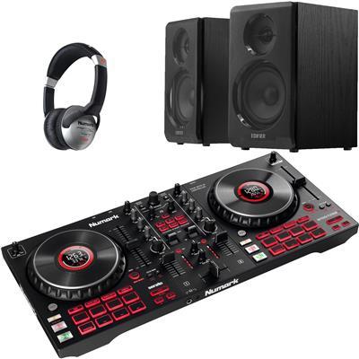 Image of Numark Mixtrack Platinum FX & R33BT Package
