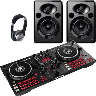 Image of Numark Mixtrack Pro FX & Elevate 5 MKII Package