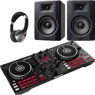 Image of Numark Mixtrack Pro FX & BX5 D3 Package