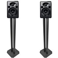 Image of Alesis Elevate 5 mkII & Monitor Stand Package