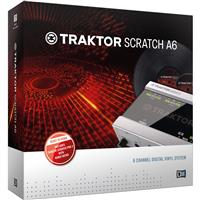 Image of Native Instruments Traktor Scratch A6
