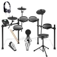 Thumbnail image of Alesis Nitro Mesh Kit with Stool & Headphones