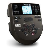 Thumbnail image of Alesis Nitro Mesh Kit Eight-Piece Electronic Drum Kit with Mesh Heads