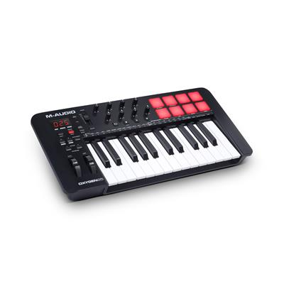 Image of M Audio Oxygen 25 MKV USB MIDI Controller with Smart Controls andAuto-Mapping