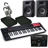 Image of M Audio Oxygen 49 & BX5 D3 Studio Recording Bundle