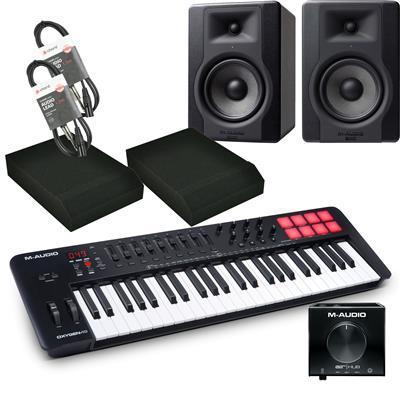 Image of M Audio Oxygen 49 & BX5 D3 Producer Bundle