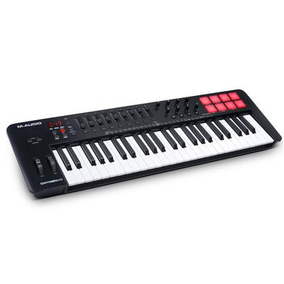 Image of M Audio Oxygen 49 USB MIDI Controller with Smart Controls andAuto-Mapping