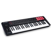 Image of M Audio Oxygen 49 USB MIDI Controller with Smart Controls and Auto-Mapping