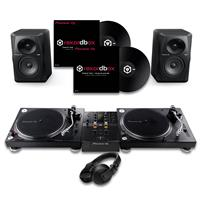 Image of Pioneer DJ PLX500 & DJM250 mk2 Pro Bundle