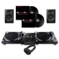 Image of Pioneer DJ PLX500 & DJM250 mk2 CUE1 Bundle