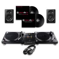 Image of Pioneer DJ PLX500 & DJM250 mk2 X5S Bundle