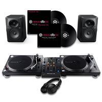 Image of Pioneer DJ PLX500 & DJM450 Pro Bundle