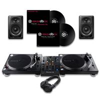 Thumbnail image of Pioneer DJ PLX500 & DJM450 CUE1 Bundle