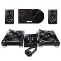 Image of Pioneer DJ PLX500 & DJMS3 Bundle