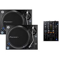 Image of Pioneer PLX1000 & DJM450 Pack