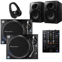 Image of Pioneer DJ PLX1000 & DJM450 VM70 Bundle