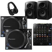 Image of Pioneer DJ PLX1000 & DJM750 mk2 VM70 Bundle