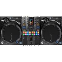 Image of Pioneer DJ PLX1000 & DJMS11-SE Special Edition Package