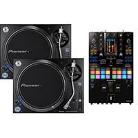 Image of Pioneer DJ PLX1000 & DJMS11 Package