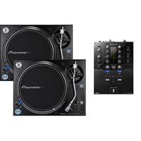 Image of Pioneer DJ PLX1000 & DJMS3 Package