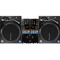 Image of Pioneer DJ PLX1000 & DJMS7 Package