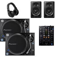 Image of Pioneer DJ PLX1000 & DJM450 Bundle