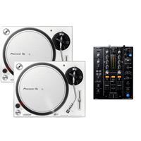 Image of Pioneer DJ PLX500W & DJM450 Package