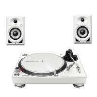 Image of Pioneer PLX500W & DM40W Package