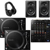 Image of Pioneer DJ PLX500 & DJM750 mk2 Bundle
