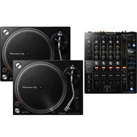 Image of Pioneer DJ PLX500 & DJM750 mk2 Package