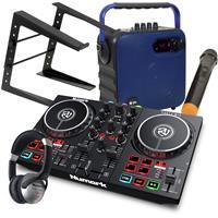 Image of Numark Party Mix & Blue Party Speaker Bundle