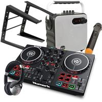 Image of Numark Party Mix & White Party Speaker Bundle
