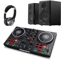 Image of Numark Party Mix II & R33BT Package