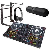 Image of Numark Party Mix & Bluetooth Speaker Bundle
