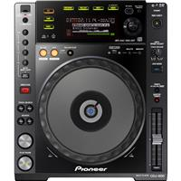 Image of Pioneer DJ CDJ850K B Stock
