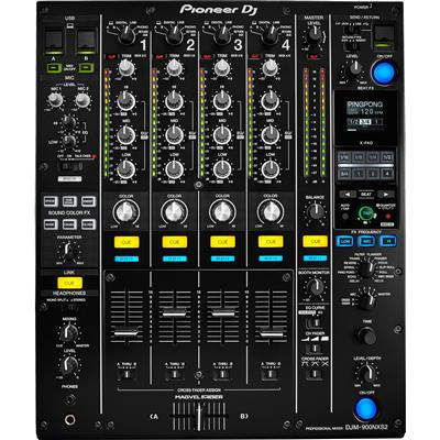 Image of Pioneer DJ DJM900 NXS2 4-channel Professional DJ Mixer