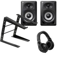 Image of Pioneer DJ DM40BT & HDJX5K Bundle