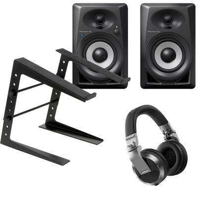 Image of Pioneer DJ DM40BT & HDJX7S Bundle