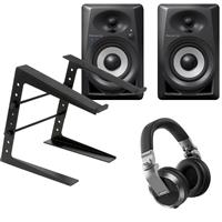 Image of Pioneer DJ DM40BT & HDJX7S Bundle