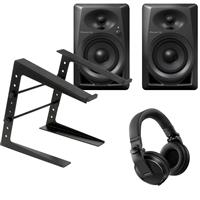 Image of Pioneer DJ DM40 & HDJX5K Bundle