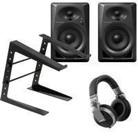 Image of Pioneer DJ DM40 & HDJX5S Bundle