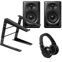 Image of Pioneer DJ DM40 & HDJX7K Bundle