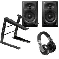 Image of Pioneer DJ DM40 & HDJX7S Bundle