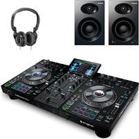 Image of Denon DJ Prime 2 & Elevate 4 Bundle