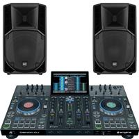 Image of Denon DJ Prime 4 & ART712A mk4 Bundle