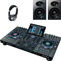 Image of Denon DJ Prime 4 & Elevate 4 Bundle