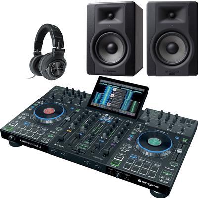Image of Denon DJ Prime 4 & BX5 D3 Bundle